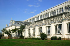 The Temperate House at Kew Gardens Royalty Free Stock Photography