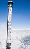 temperatur Royaltyfria Bilder