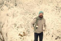 Temperatur och att frysa, kallt knäpp, snöfall royaltyfri foto