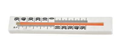Temperatura Imágenes de archivo libres de regalías