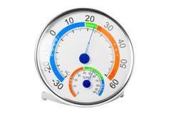 temperatura ed umidità comode Fotografia Stock Libera da Diritti