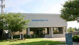 Temperature, Inc. of Memphis Stock Image