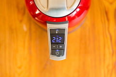 Temperature indicator Royalty Free Stock Image