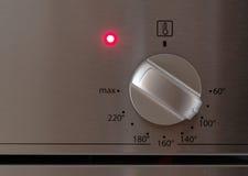 Temperature indicator Stock Photography