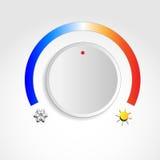Temperature Knob Stock Photos