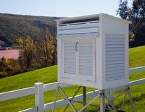 Temperature and Pressure monitoring Stock Images