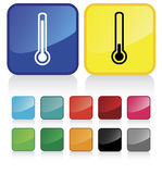 Temperaturen Stock Foto