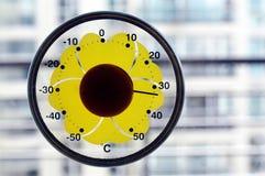 Temperatuur Royalty-vrije Stock Afbeeldingen