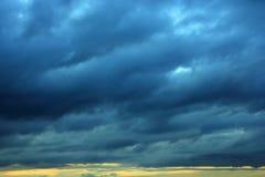 Tempesta. Fotografia Stock Libera da Diritti