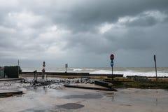 tempesta Fotografia Stock