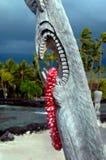 Tempesta arrabbiata di fermentazione e di Tiki Immagini Stock Libere da Diritti