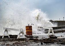 Tempesta in corso Immagini Stock Libere da Diritti