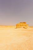 Tempesta di sabbia Fotografia Stock Libera da Diritti