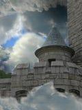 Tempesta nella torretta Fotografia Stock
