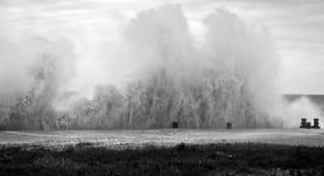 Tempesta violenta Fotografia Stock Libera da Diritti