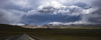 tempestad Foto de archivo libre de regalías