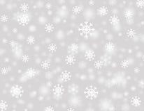 Tempestad de nieve Imagen de archivo