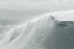 Tempestad de nieve Fotos de archivo