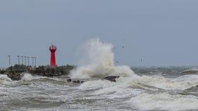tempestade Foto de Stock