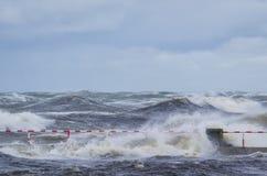 tempestade Foto de Stock Royalty Free