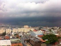 tempestade Fotografia de Stock
