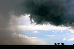 tempestade Fotografia de Stock Royalty Free