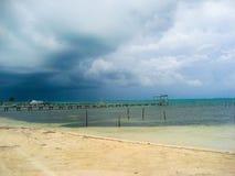 Tempestade adiante Fotografia de Stock Royalty Free