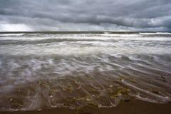 A tempestade está próximo. Imagens de Stock