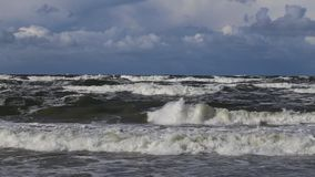 Tempestade no mar Báltico filme