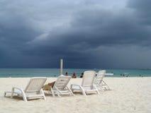 Tempestade que entra Imagem de Stock Royalty Free