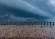Tempestade Vietname do bom dia Imagem de Stock Royalty Free