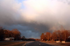 Tempestades Fotografia de Stock
