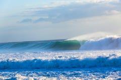 Tempeste delle onde Fotografia Stock