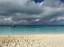 Tempestuoso en las Bahamas imagen de archivo libre de regalías