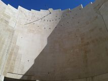 Tempi di Amman fotografie stock libere da diritti