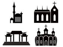 Tempiale Immagini Stock Libere da Diritti