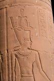 Tempiale 16 di Philae Fotografia Stock Libera da Diritti