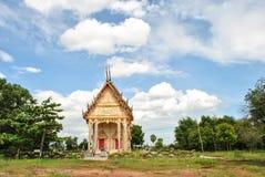 Tempiale Fotografie Stock Libere da Diritti