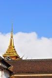 Tempiale al Laos Fotografie Stock