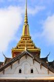 Tempiale al Laos Immagine Stock Libera da Diritti