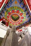 Tempiale all'interno Fotografie Stock