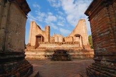 Tempiale antico Fotografie Stock Libere da Diritti