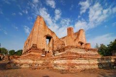 Tempiale antico Immagine Stock Libera da Diritti