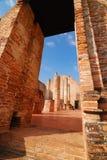 Tempiale antico Fotografia Stock