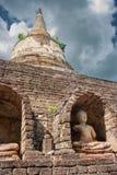 Tempiale antico Fotografia Stock Libera da Diritti