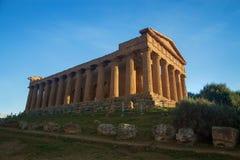 Tempiale antico Immagini Stock Libere da Diritti