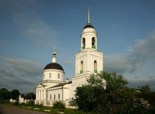 Tempiale antico a Mosca Immagine Stock Libera da Diritti