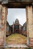 Tempiale antico tailandese Fotografia Stock Libera da Diritti