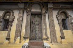 Tempiale antico in Tailandia Immagini Stock