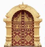 Tempiale Arch. del Laos. Fotografia Stock Libera da Diritti